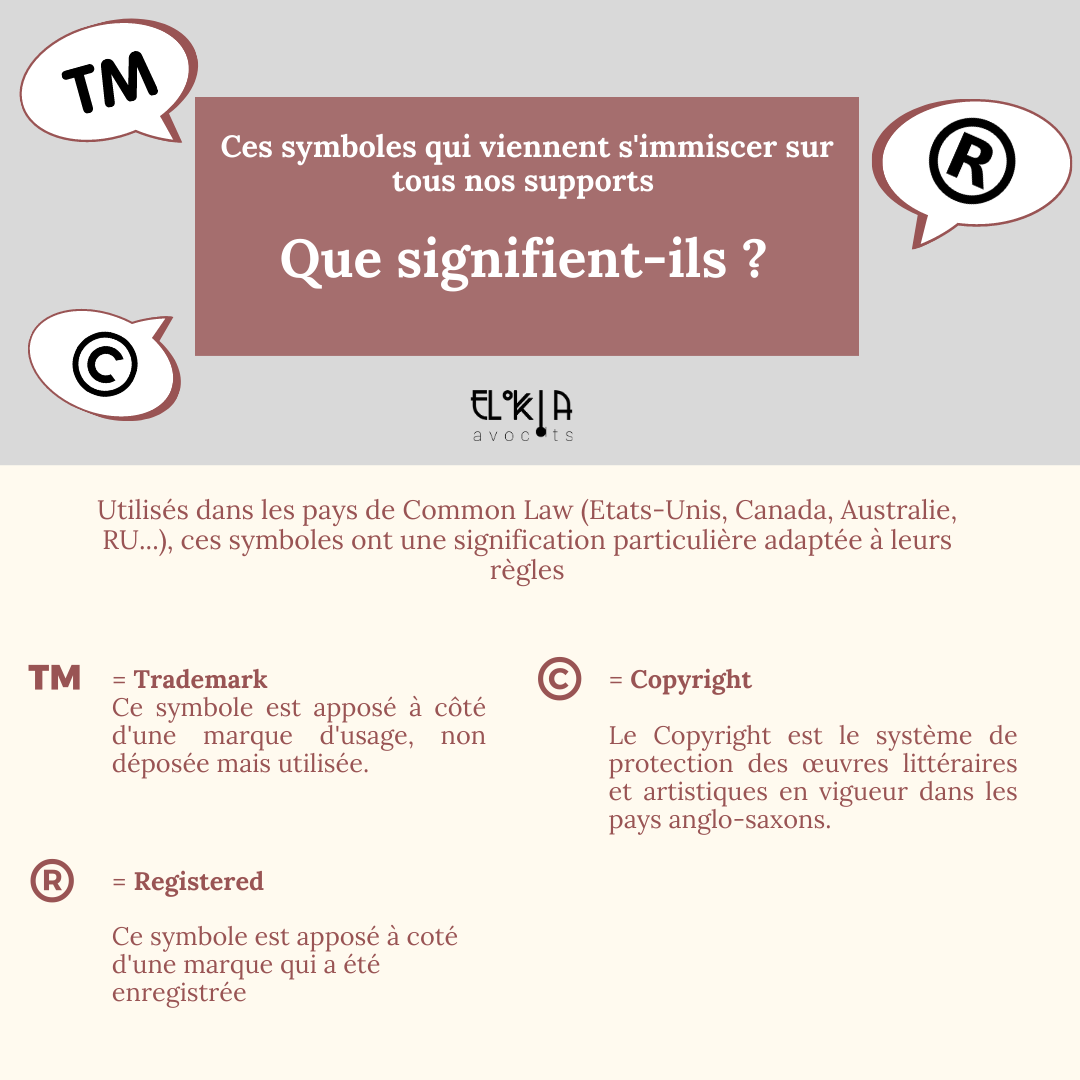 mentions copyright trademark