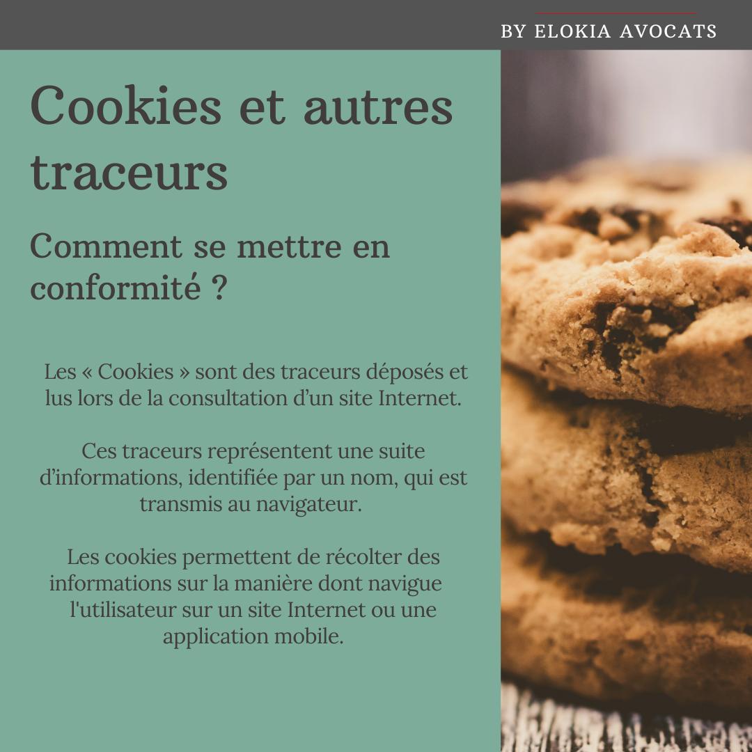 Mise en conformite cookies site